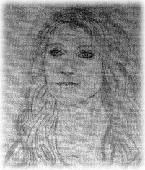 Céline Dion by kanelle